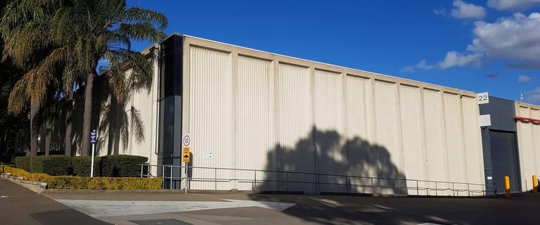 Factory, Warehouse & Industrial commercial property for lease at 22/2 Slough Avenue Silverwater NSW 2128