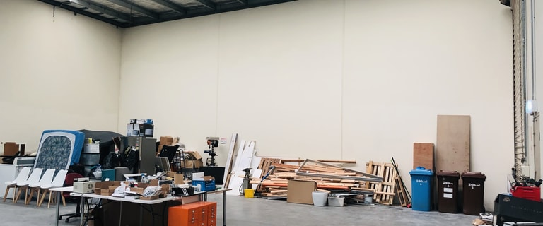 Factory, Warehouse & Industrial commercial property for sale at 1/4 Dunlop Court Bayswater VIC 3153