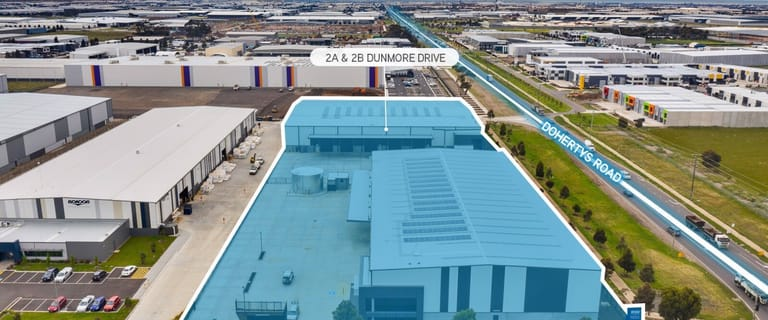 Factory, Warehouse & Industrial commercial property for lease at 2A & 2B Dunmore Drive Truganina VIC 3029