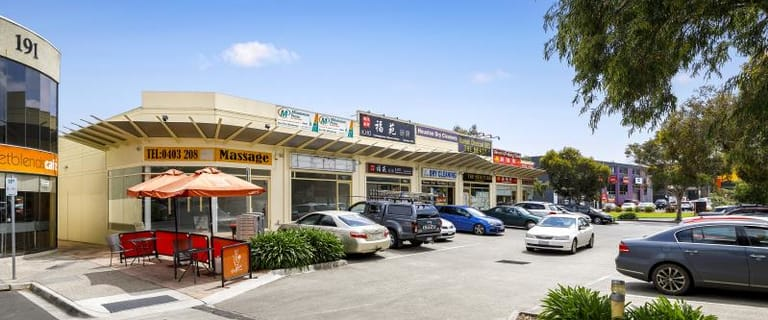 Shop & Retail commercial property for lease at 193A Middleborough Road Box Hill South VIC 3128
