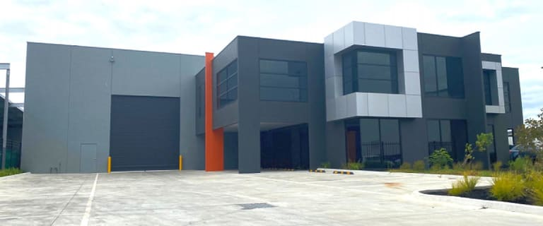 Factory, Warehouse & Industrial commercial property for lease at 71 Hudson Court Keysborough VIC 3173