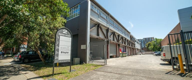 Offices commercial property for lease at D/2 Hayes Road Rosebery NSW 2018