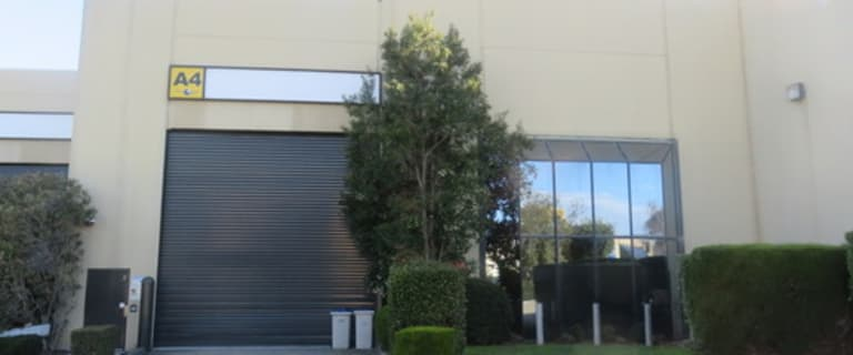Factory, Warehouse & Industrial commercial property for lease at A4/5 Janine Street Scoresby VIC 3179