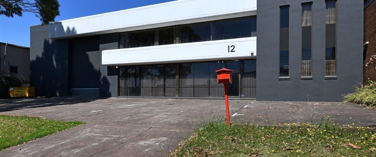 Factory, Warehouse & Industrial commercial property for lease at 12 Overseas Drive Noble Park VIC 3174
