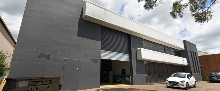 Offices commercial property for lease at 12 Overseas Drive Noble Park VIC 3174