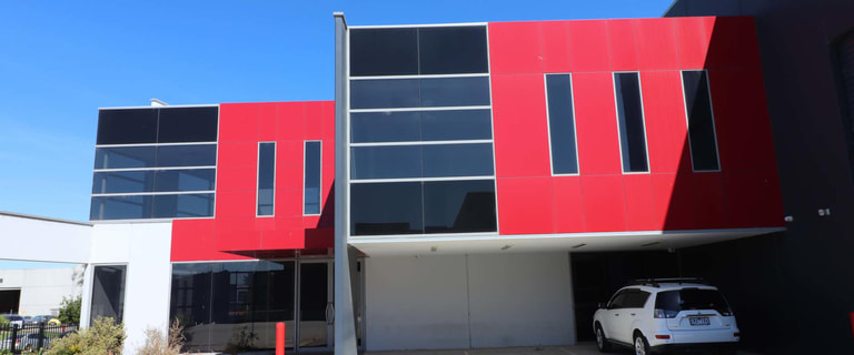 Factory, Warehouse & Industrial commercial property for lease at 17 Yazaki Way Carrum Downs VIC 3201