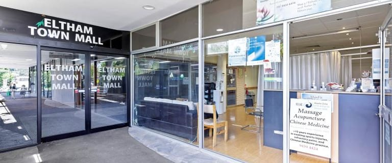 Shop & Retail commercial property for lease at 4/10-18 Arthur Street Eltham VIC 3095