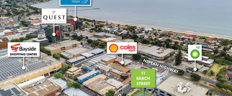 Offices commercial property for lease at 11 Beach Street Frankston VIC 3199
