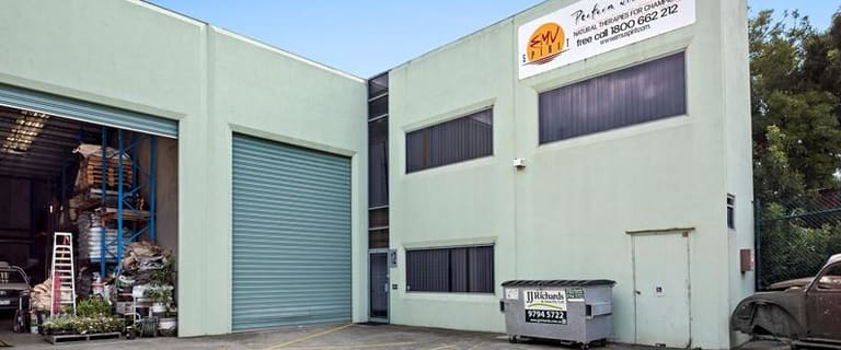 Factory, Warehouse & Industrial commercial property for lease at 277-289 Middleborough Road Box Hill VIC 3128