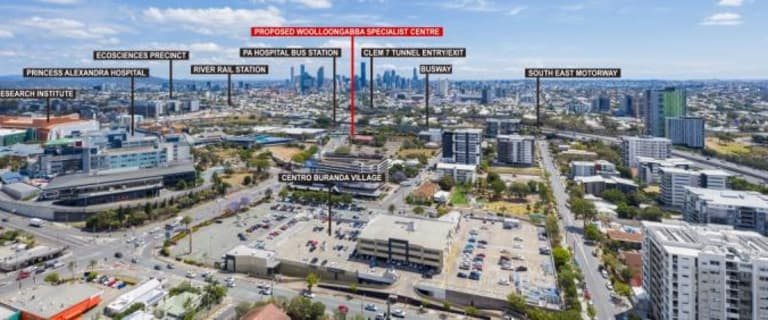 Medical / Consulting commercial property for lease at 198 Ipswich Road Woolloongabba QLD 4102