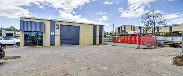 Factory, Warehouse & Industrial commercial property for lease at 3/247 Fleming Road Hemmant QLD 4174