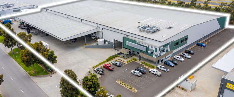 Factory, Warehouse & Industrial commercial property for lease at Warehouse B/150-168 Atlantic Drive Keysborough VIC 3173