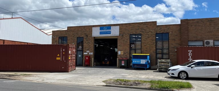 Factory, Warehouse & Industrial commercial property for lease at 25 Meriton Place Clayton VIC 3168