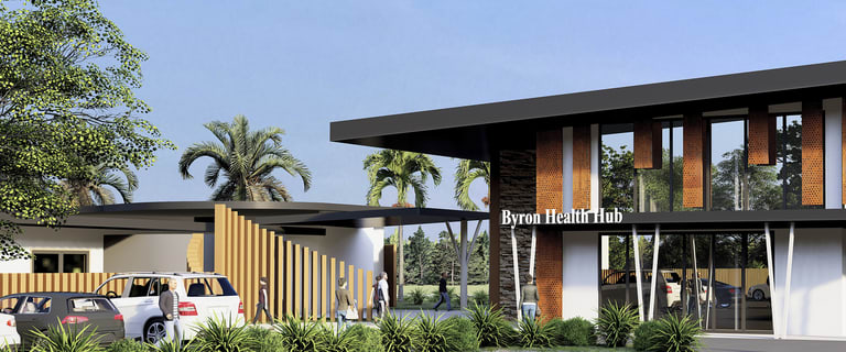 Medical / Consulting commercial property for lease at Byron Health Hub Ewingsdale Road Byron Bay NSW 2481