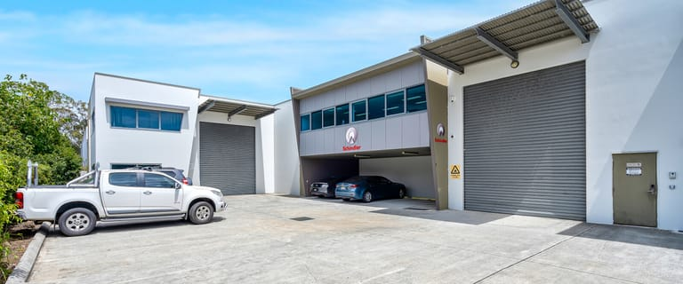 Factory, Warehouse & Industrial commercial property for lease at Unit 2, 53 Newheath Drive Arundel QLD 4214