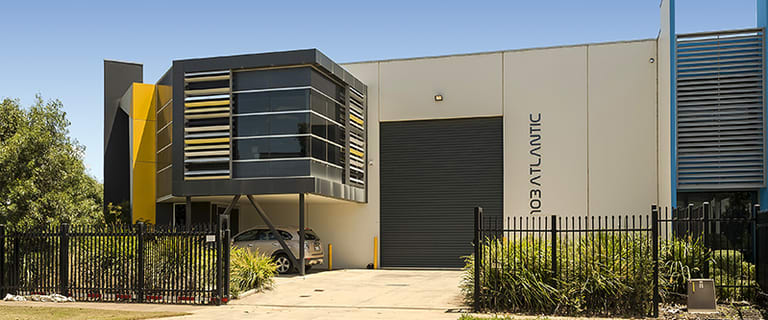 Factory, Warehouse & Industrial commercial property for lease at 103 Atlantic Drive Keysborough VIC 3173