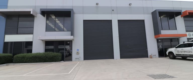 Factory, Warehouse & Industrial commercial property for lease at 12/21 Yazaki Way Carrum Downs VIC 3201