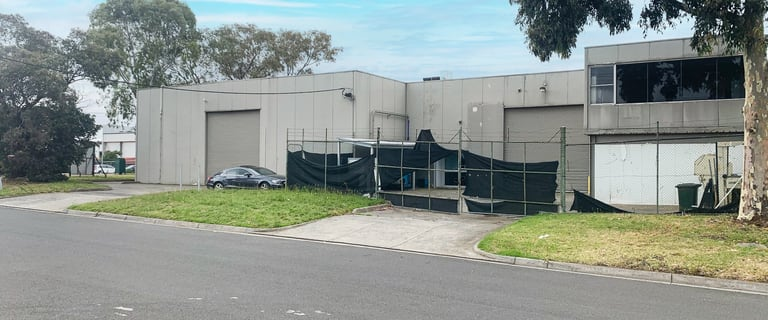 Factory, Warehouse & Industrial commercial property for lease at 475 Hammond Road Dandenong South VIC 3175