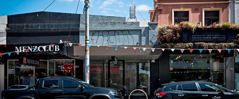 Shop & Retail commercial property for lease at 158 Bridge Road Richmond VIC 3121