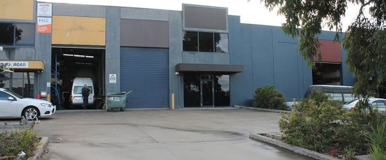 Factory, Warehouse & Industrial commercial property for lease at 118 Wedgewood Rd Hallam VIC 3803