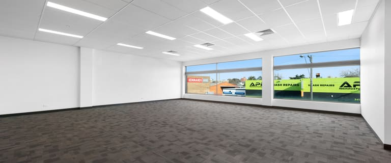 Offices commercial property for lease at Level 1/412 Johnston Street Abbotsford VIC 3067