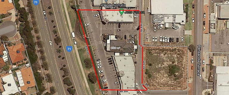Showrooms / Bulky Goods commercial property for lease at 7-9/1868 - 1874 Marmion Avenue Clarkson WA 6030