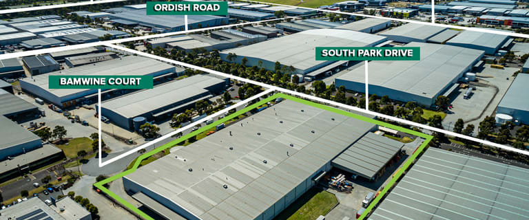Factory, Warehouse & Industrial commercial property for lease at 63-79 South Park Drive Dandenong South VIC 3175