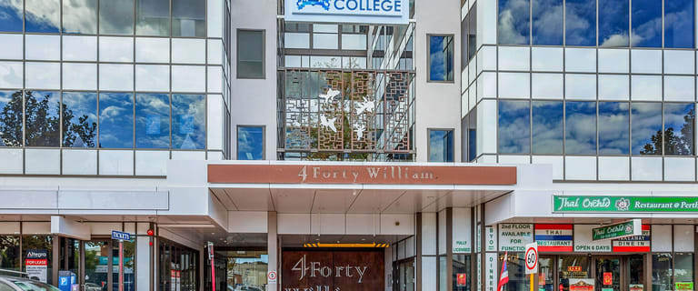 Shop & Retail commercial property for lease at Shops 1, 2 & 3/440 William Perth WA 6000