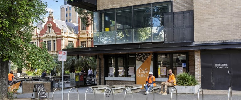 Shop & Retail commercial property for lease at 757 Swanston Street Parkville VIC 3052