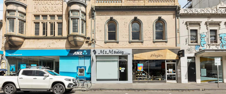Shop & Retail commercial property for lease at 223 Smith Street Fitzroy VIC 3065