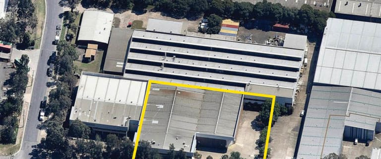 Factory, Warehouse & Industrial commercial property for lease at 86 Biloela Street Villawood NSW 2163