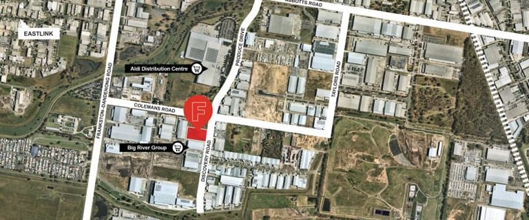 Factory, Warehouse & Industrial commercial property for lease at Lot 2/14-22 Discovery Road Dandenong South VIC 3175