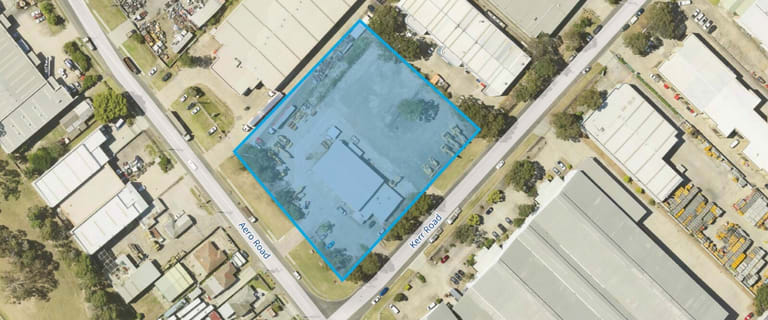 Factory, Warehouse & Industrial commercial property for lease at 1-3 Kerr Road Ingleburn NSW 2565