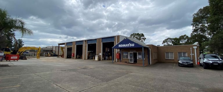 Factory, Warehouse & Industrial commercial property for lease at 1 & 3 Kerr Road Ingleburn NSW 2565