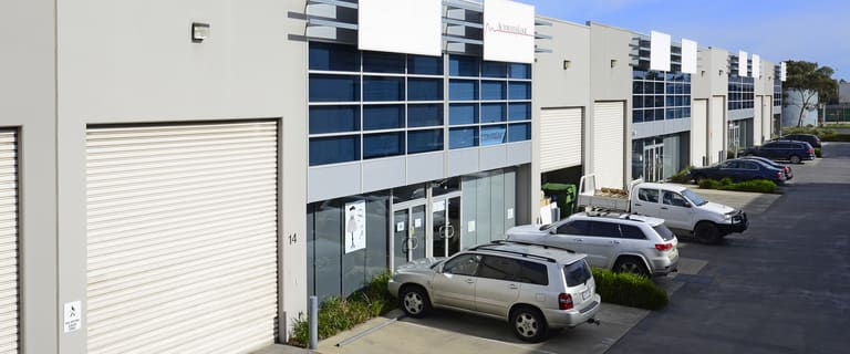 Factory, Warehouse & Industrial commercial property for lease at 14/19-23 Clarinda Road Oakleigh South VIC 3167