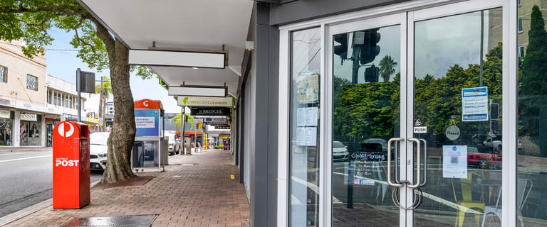 Shop & Retail commercial property for lease at Shop 1 & 2/48 Yeo Street Neutral Bay NSW 2089