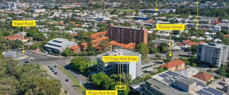 Offices commercial property for lease at 1/72 Kings Park Road West Perth WA 6005