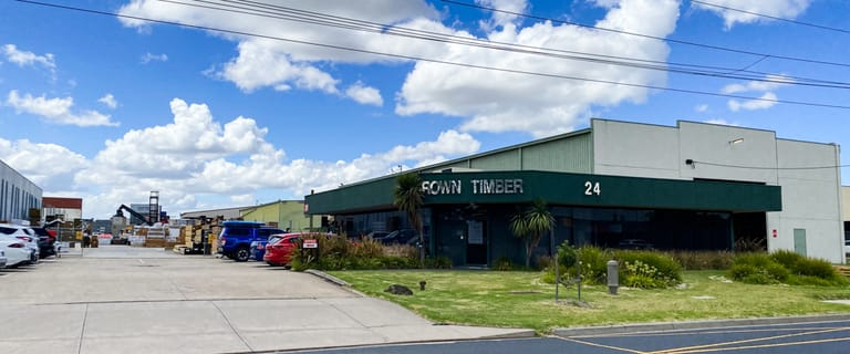 Factory, Warehouse & Industrial commercial property for lease at 24 Kitchen Road Dandenong VIC 3175