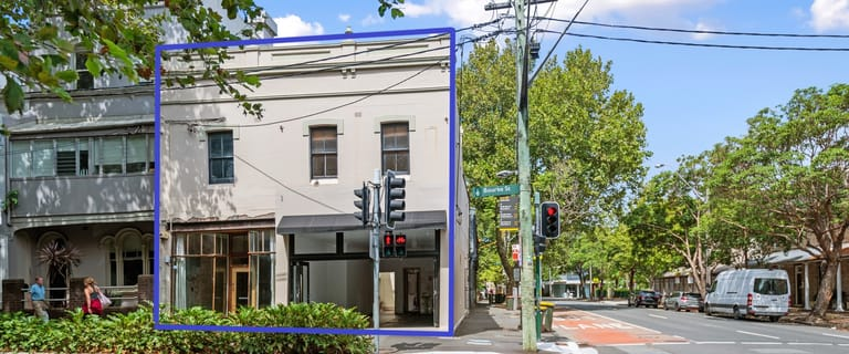 Showrooms / Bulky Goods commercial property for lease at 370 -372 Bourke Street Surry Hills NSW 2010