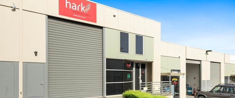 Factory, Warehouse & Industrial commercial property for lease at Unit 11/41-49 Norcal Road Nunawading VIC 3131
