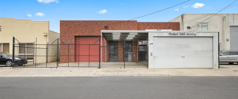 Factory, Warehouse & Industrial commercial property for lease at 28 Murdock  Street Clayton VIC 3168