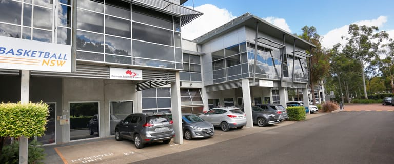 Offices commercial property for lease at U27/11-21 Underwood Road Homebush NSW 2140