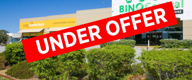 Showrooms / Bulky Goods commercial property for lease at 5 / 162 Winton Road Joondalup WA 6027