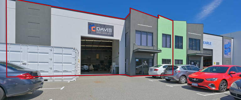 Factory, Warehouse & Industrial commercial property for lease at 2/26 Ernest Clark Road Canning Vale WA 6155