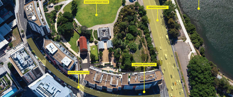 Medical / Consulting commercial property for lease at 2-6 Brodie Spark Drive Wolli Creek NSW 2205