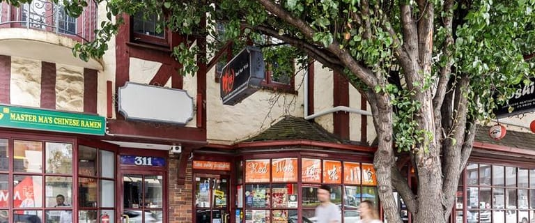 Shop & Retail commercial property for lease at 313 Toorak Road South Yarra VIC 3141