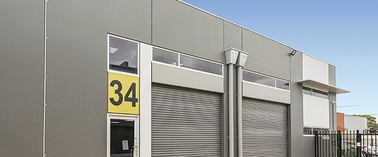 Factory, Warehouse & Industrial commercial property for lease at 34/6-14 Wells Road Oakleigh VIC 3166