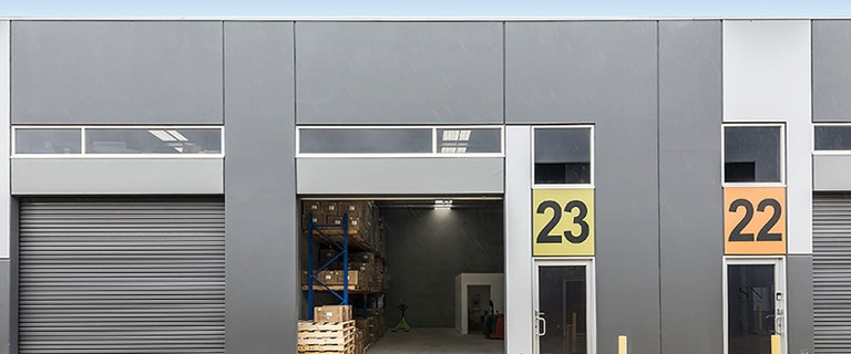 Factory, Warehouse & Industrial commercial property for lease at 23/6-14 Wells Road Oakleigh VIC 3166