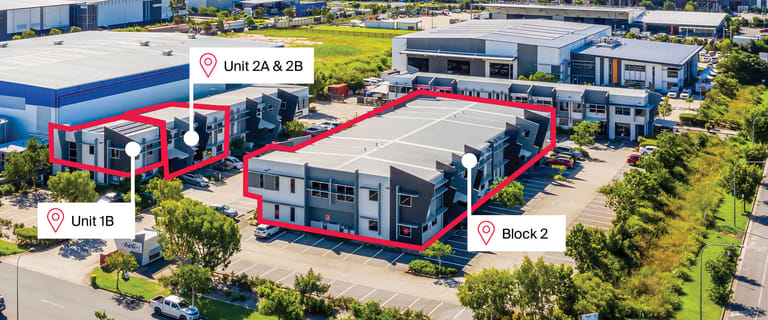 Factory, Warehouse & Industrial commercial property for lease at 50-56 Kellar Street Berrinba QLD 4117