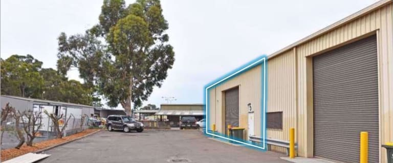 Factory, Warehouse & Industrial commercial property for lease at Unit 3, 19 Enterprise Drive Tomago NSW 2322